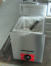 Table Top Commercial Turkey Fryer KFC Chicken Frying Machine