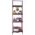Collapsible Wood Flower Shelf for Outdoor or Greenhouse