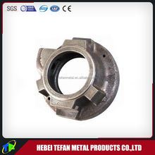 According to customer drawing or sample die casting parts cast iron pig trough for sale