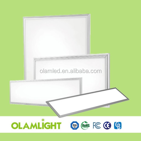 30x30cm 60x60cm 30x60cm 30x120cm 60x120cm recessed flat led panel CRI>80Ra Lights