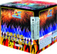 Professional pyrotechnics cake fireworks H125A 25 shots cake