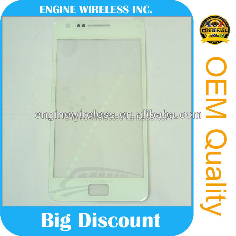 Factory Wholesale for Samsung Galaxy S2 Parts Original Glass Lens For Galaxy S2 lens