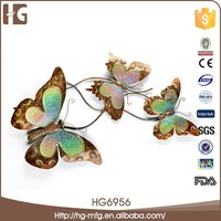 All kinds of colors iron metal wedding favor butterfly