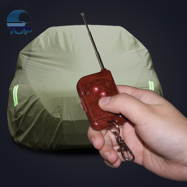 China retractable car cover