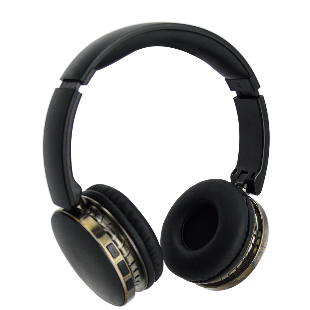 Alibaba China Headphone OEM Custom Branding Noise Cancelling Fashion Wireless Bluetooth Headphone