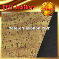 Raw Material Cork Textile Leather Products