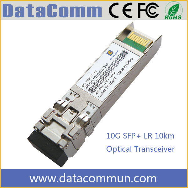 Optical 10GB SFP+ Module SFP+LR SFP 10Giga