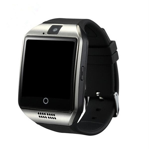 Waterproof china high quality smart watch Q18 bluetooth sim card gsm gprs smartwatch phone for android mobile phone