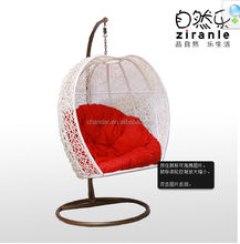 swing hanging chair, single seat swing chair