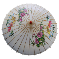 Hot Sales Chinese Paper Craft Umbrella For Sale