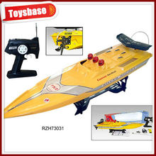 Rc boat transmitter,1:14 R/C silver boat