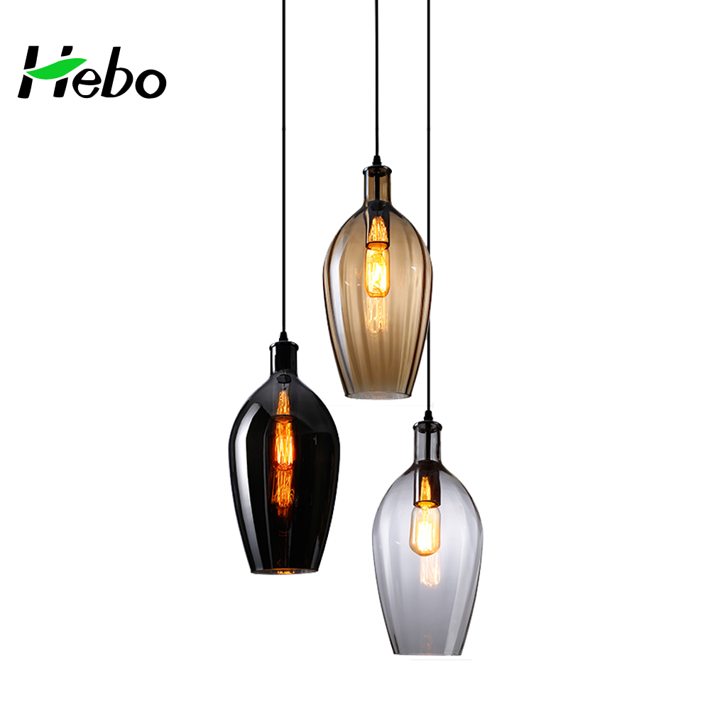 Classical style Stained glass pendant light,blown glass pendant lighting