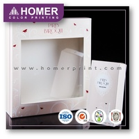 High Quality New Design CMYK Lotion Gift Folding Paper Box