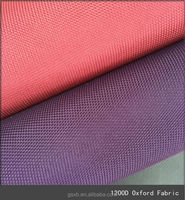100% polyester PVC coated 1200D oxford fabric without white scratched traces