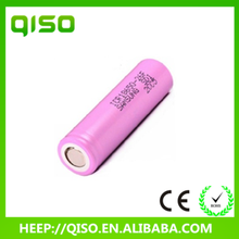 Flat top 3.7v icr 18650 li-ion rechargeable battery samsung sdi icr18650 26c 2600mah samsung icr18650-26c battery