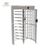 Turnstile Manual Mechanism Full Height Turnstile