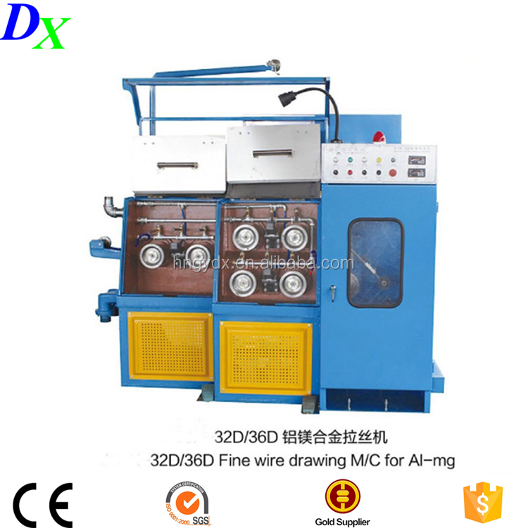 High Speed copper wire drawing making machine with annealer