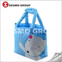 trade show foldable bag handmade non woven shopping bags