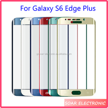 All Colors Full Screen Cover Tempered Glass 3D Curved Tempered Glass Screen Protector For Samsung Galaxy S6 Edge Plus