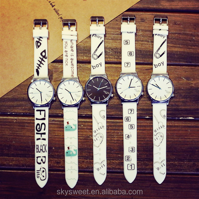 Mixed bulk 38mm diameter simple students wrist watches,china a watches style available supplier(SWTPW10)
