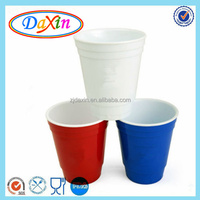 BPA Free 2017 hot selling 16OZ Red Solo cup, party cup