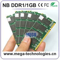 Low price Laptop memory 1gb 2gb 4gb ddr1 ram