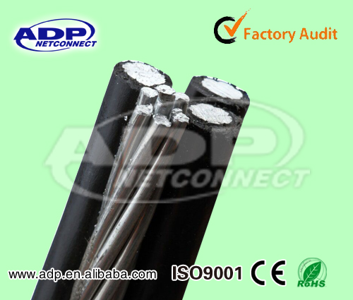 Great Quality Aerail Bundle Cable high voltage abc cable