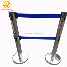 Crowd Control Stainless Steel Post Bollad Barrier