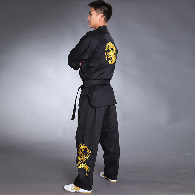 Newest Popular Taekwondo Uniform Wholesale Custom Made Martial Arts Uniform Man Clothes