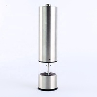 Best selling home round high quality pepper mill