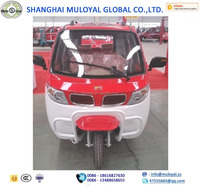 MS200ZH-CCZF Three Wheel Motorcycle -Adult Tricycle Full Close Cabin for Passenger