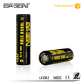 Genuine Basen 18650 battery 40A 3.7v 3100mah lithium ion rechargeable battery for electronic cigarette
