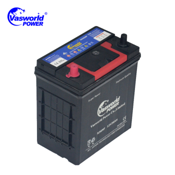 Maintenance Free 30B20R 6-qw-45 46b24 MF Indonesia Car Battery