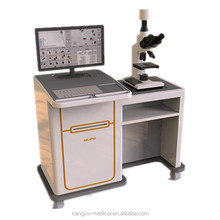 High accuracy computer assisted semen analysis machine