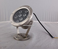 3 Years warranty 24V 9x3w RGB 3in1 Led Pool light
