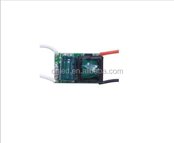 AC input 85-305V constant current led driver ic 5W 7W 9W led bulb driver,9w-12w 300mA 10W led driver power supply