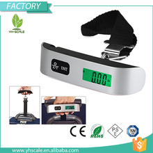 50kg/110Ib Luggage Digital Scale Hanging Scale with Backlit for Travel