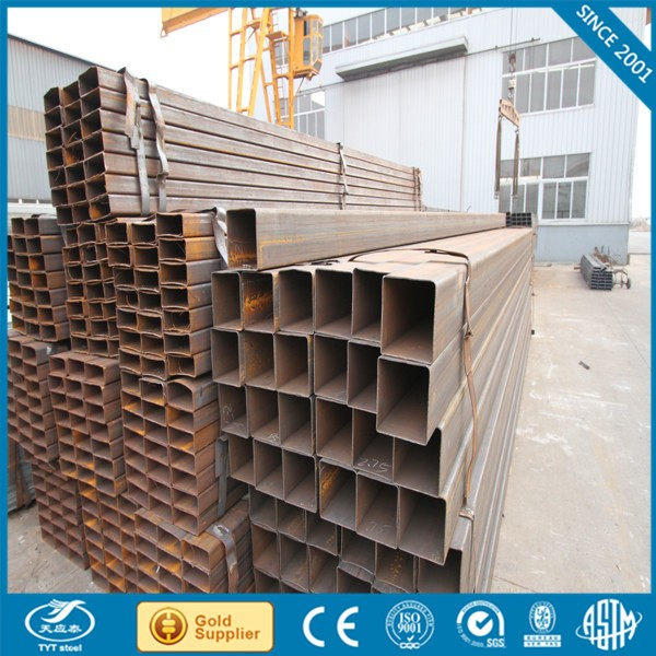 famous factory! cold rolled square steel pipe!st52 hollow section square steel pipe!galvanized steel pipe furniture!