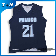 all over sublimation printing basketball jersey/basketball uniforms