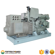 Types of Electrical Generator 300kW Marine Generator For Sale