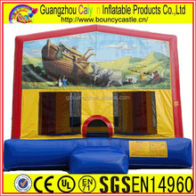 GZCY Wholesale Noah's Ark Inflatable Bouncer