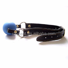 2017 hot selling Blue Ball Gag Bondage Restraint fetish Sexy Fancy Dress for adult games