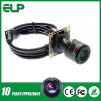 ELP Free driver low illumination MJPEG/YUY2 1.3 megapixel ar0130 2.0 micro usb external camera for android mobile phone