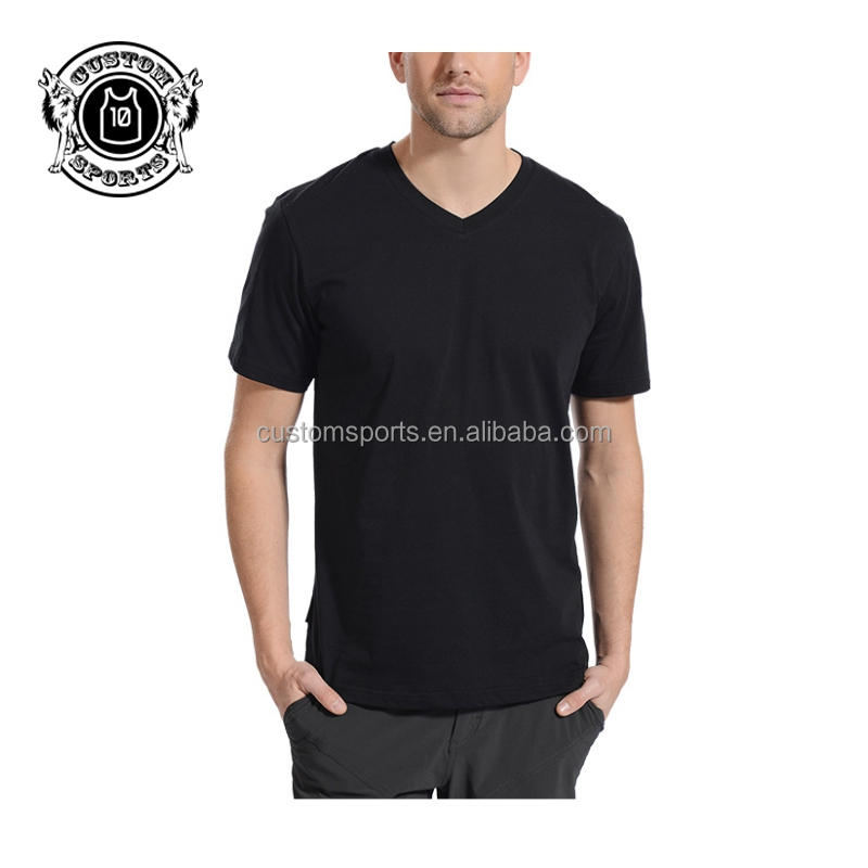 Good quality wholesale blank t shirts blank cut and sew t Bulk quality t shirts