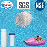 swimming pool chemical manufacture of calcium hypochlorite