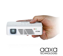 AAXA HD 720P 2000:1 150lm 0.8 short throw LED pico projector