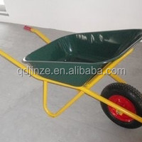 Qingdao Farm Tools Wheel Barrow WB6400