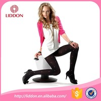 Sex korea girls in custom design all size stretch black fitness women leggings