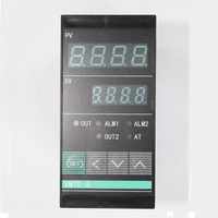 Digital Intelligent Indicating Controller For Temperature For Plastic Machinery