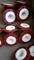 Exports of high quality and low price PTFE pipe fittings (Direct Manufacturer)